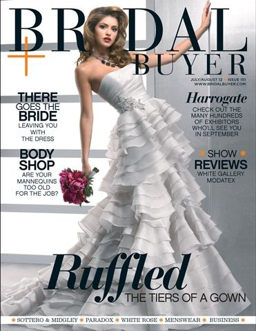 July / August Bridal Buyer issue