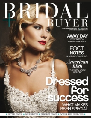 Bridal Buyer Jan.Feb 2012 issue